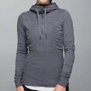 Lululemon | Dance Studio Jacket III Soot Grey